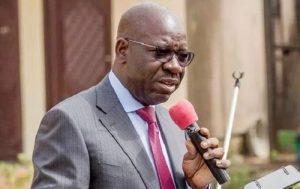 I Left APC Because Of Lawlessness – Obaseki