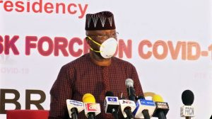 FG Extends Phase Two Of Eased Lockdown By One Week