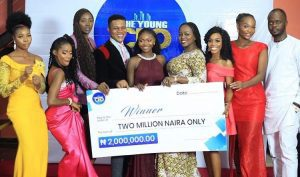 BREAKING NEWS: YOUNG NIGERIAN E-COMMERCE ENTREPRENEUR, TYANA WINS THE YOUNG CEO REALITY TV SHOW 2020