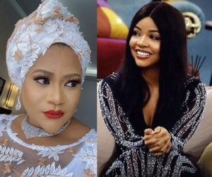"#BBNaija: ""Keep the same energy now"" Nengi's management calls out actress Nkechi Blessing Sunday for being ""two-faced"""