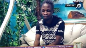 """BBNaija: """"I'm coming for you, Eric can't stop me"""" – Laycon tells Lilo"""