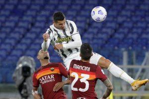 Juve's Cristiano Ronaldo beats Messi to milestone