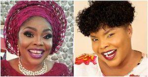 Yoruba actress Lola Alao tests positive for COVID-19