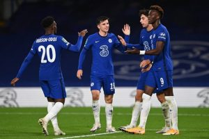 Kai Havertz debuts hat-trick as Chelsea demolish Barnsley 6-0 in Carabao Cup (Video)