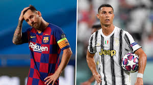 Messi and Ronaldo miss out on UEFA Men's Player of the Year nominations