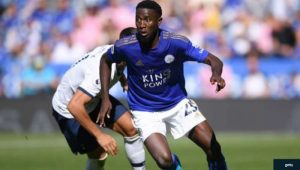 SAD!! Ndidi To Miss 6 -12 Weeks Of Football With Horror Injury