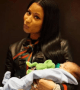 Nicki Minaj finally reveals baby's gender two weeks after birth