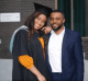 Williams Uchemba shows off beautiful fiancee, Brunella Oscar (Photos/Video)