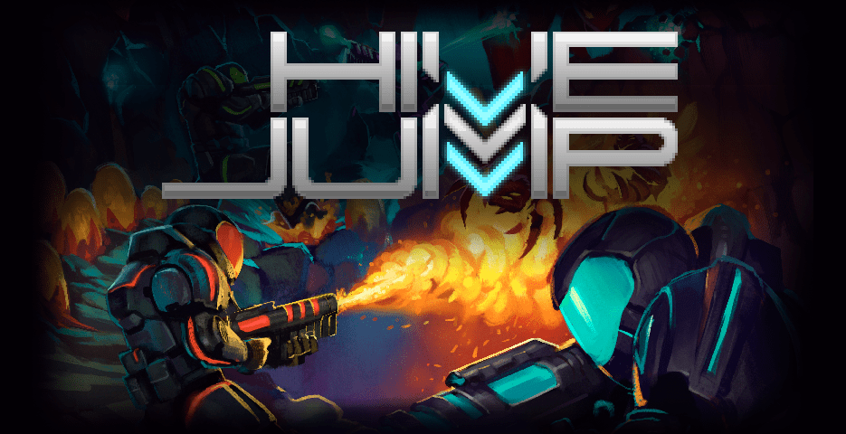 Hive Jump | Sci-fi Shooter from Graphite Lab