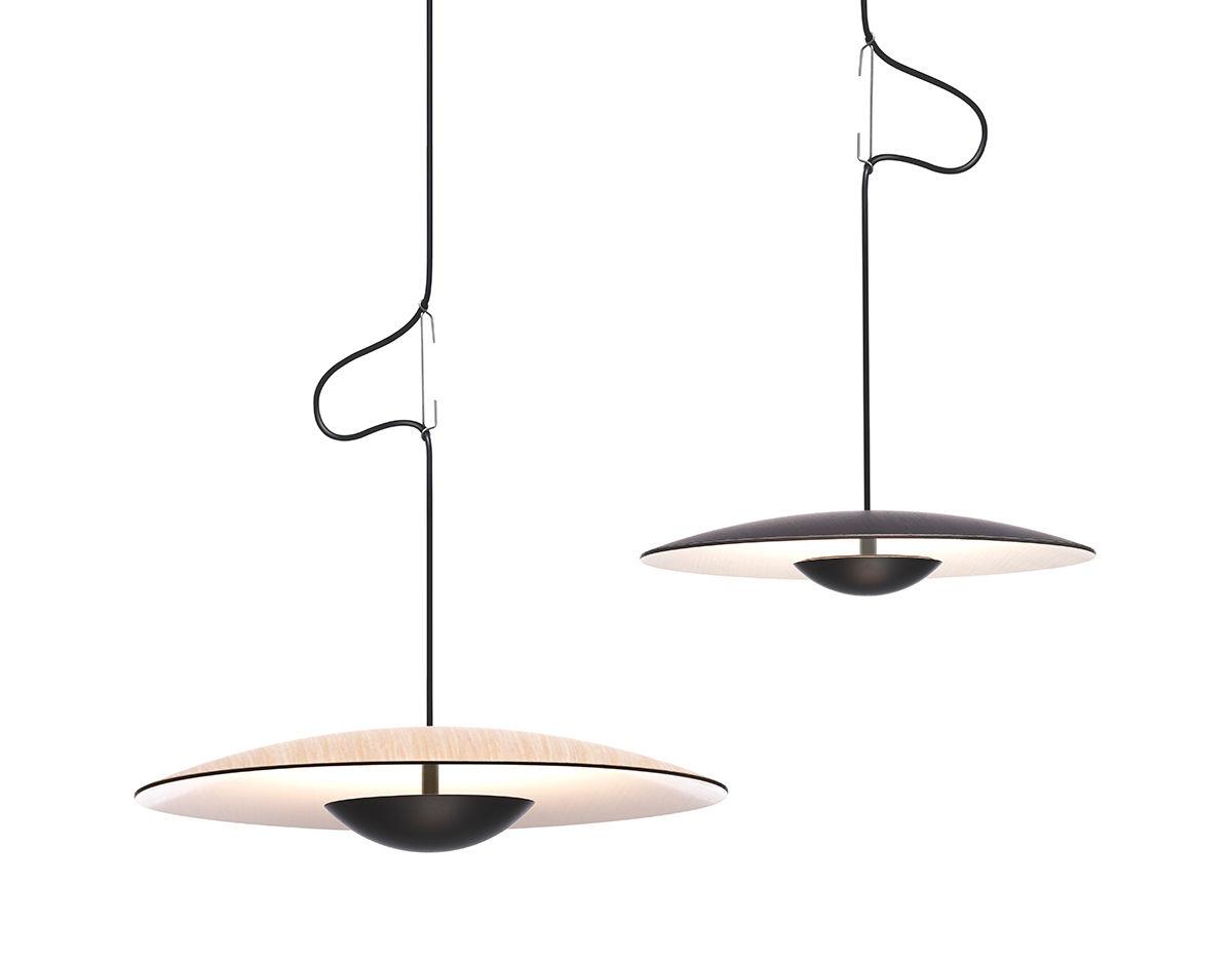 Led Ginger Suspension Lamp