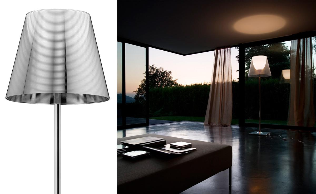 Ktribe F Floor Lamp