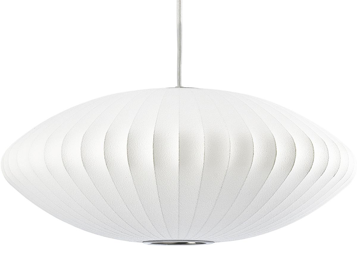nelson bubble lamp saucer