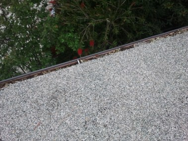 Roof after repair.