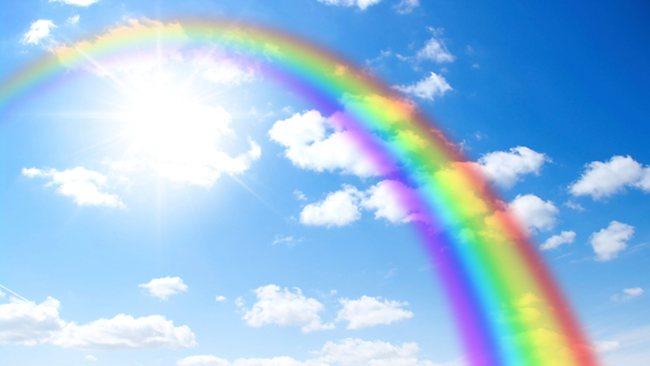 Color Me a Rainbow