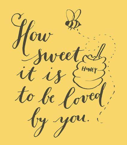 how sweet