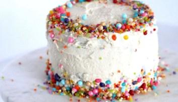 funfetti cake from https://www.ffactor.com/