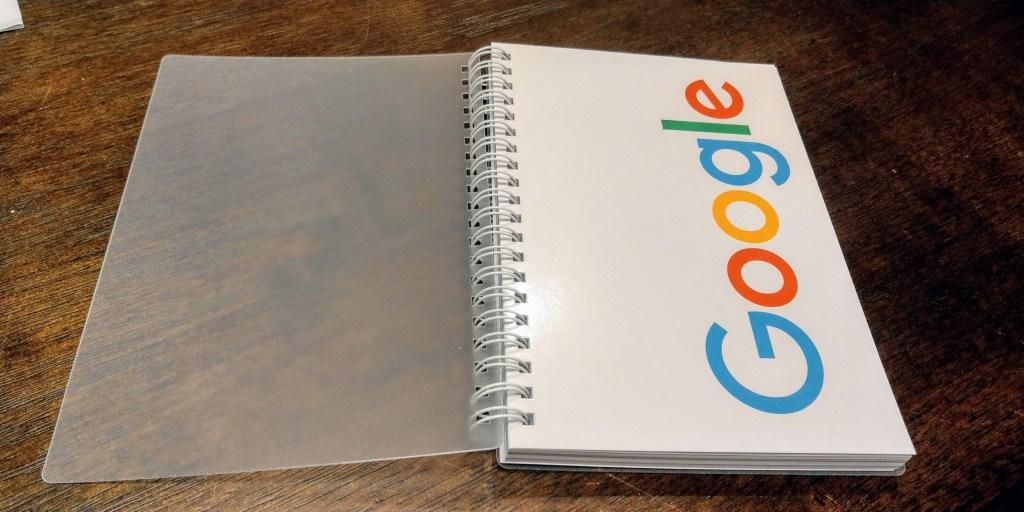 Googleのノート