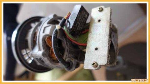 扇風機のモーター