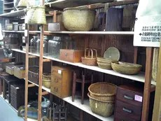古民具や古道具のイメージ