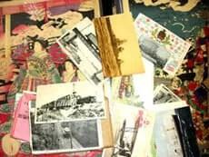 浮世絵や絵葉書のイメージ