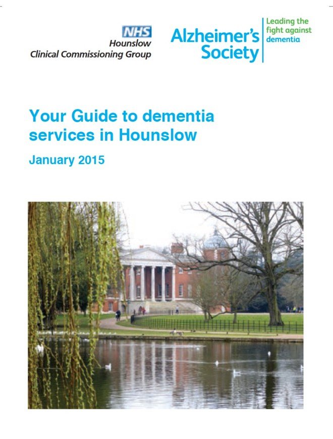 Your Guide To Dementia Services in Hounslow