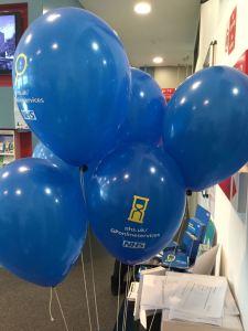 Online balloons