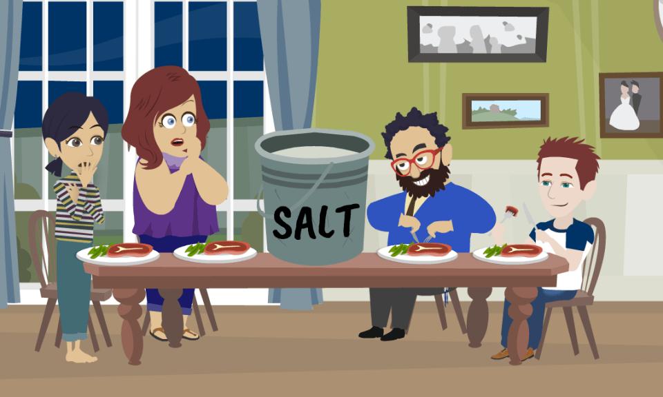Brenda + Brian Salt
