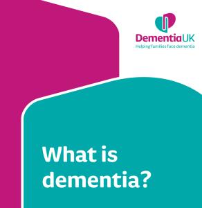 Dementia UK cover