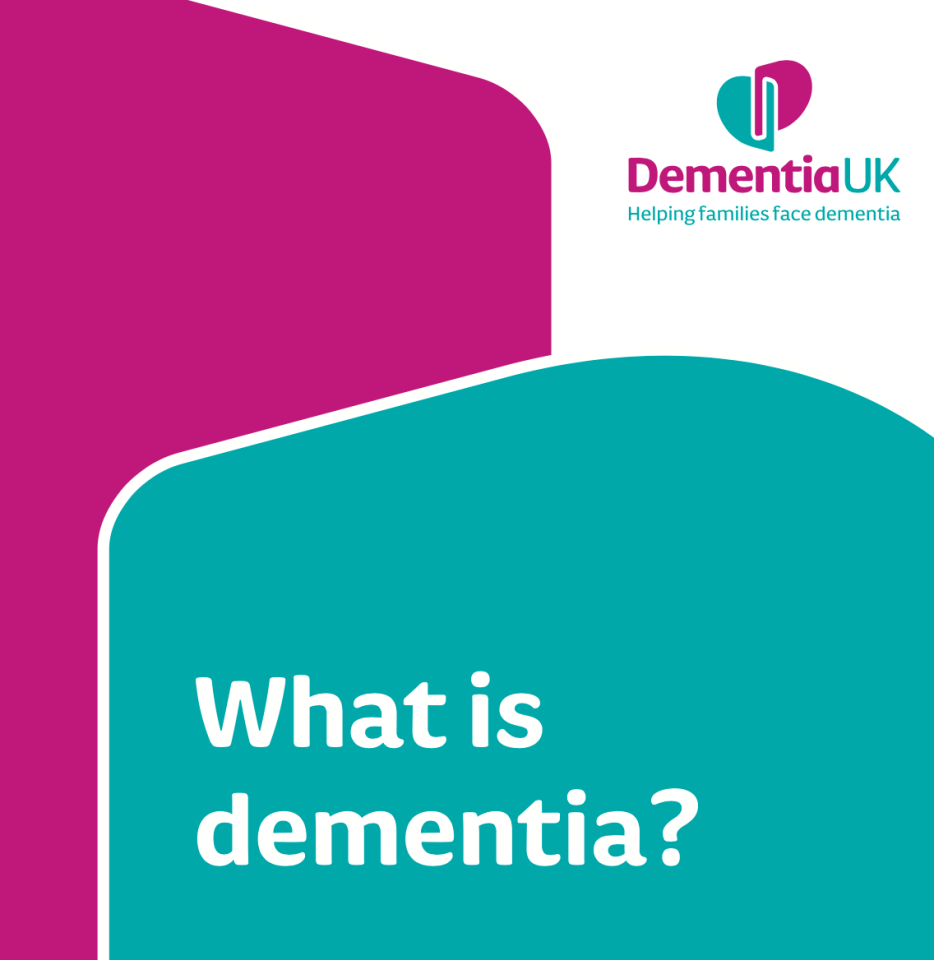 Dementia UK cover