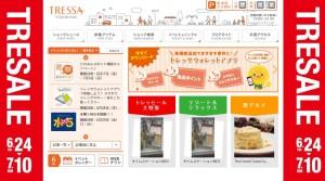 トレッサ横浜は同じ港北区内であるため、日吉からも綱島からも近く、路線バスも出ている