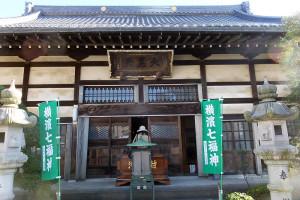 新横浜駅の篠原口から徒歩3分の地にある「正覚院」