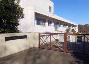 2018年4月に30周年を迎える高田中学校は、高田小の近くにある