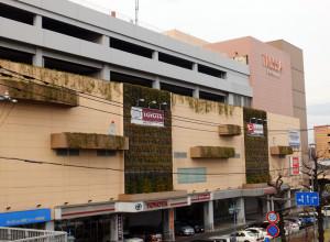 トレッサ横浜の北棟