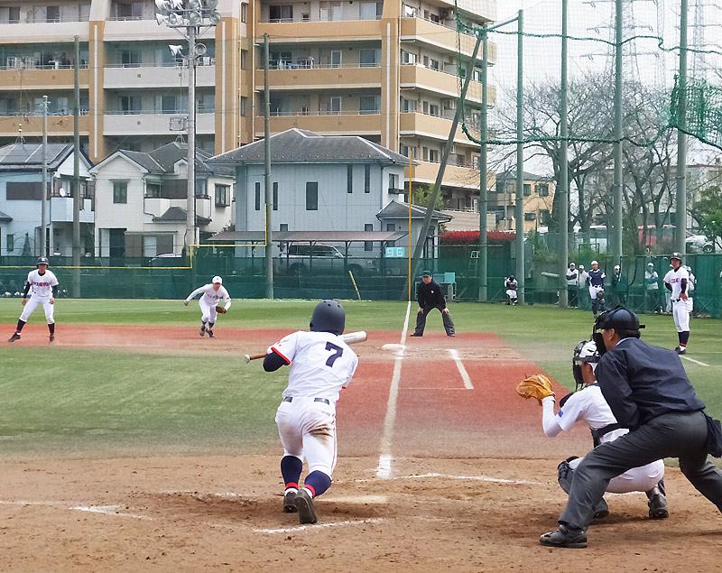 春のセンバツを目指す新チームの戦い、8/19(土)から日大高と慶應塾高で地区予選
