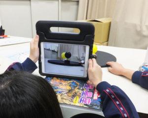 日吉台中でもいよいよiPadが授業に取り入れられ、WiFi環境も整備されたという。これからのIT時代を生きる生徒たちがどのようにITに向き合い、活用できるかにも注目が集まる