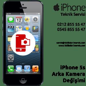 iPhone 5S Arka Kamera Değişimi