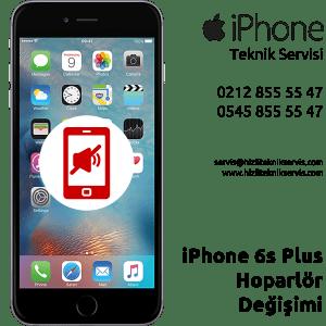 iPhone 6S Plus Hoparlör Değişimi