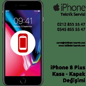 iPhone 8 Plus Kasa, Kapak Değişimi