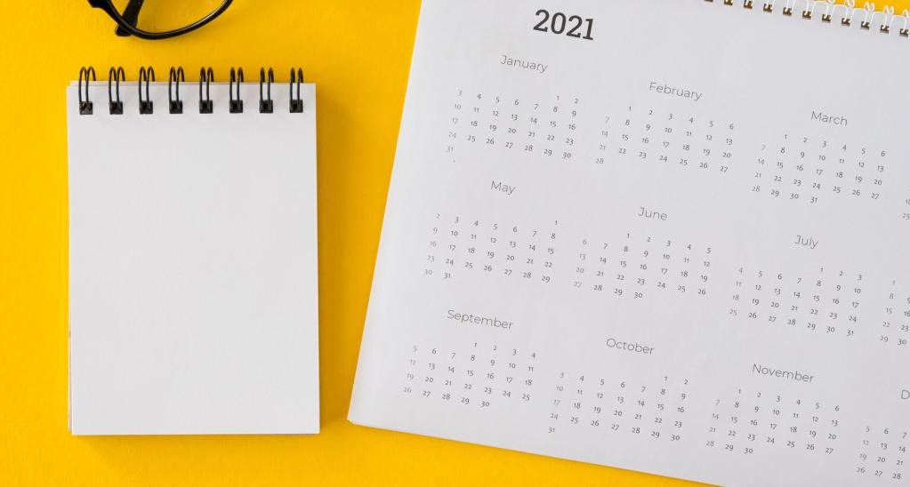 Calendario de eventos enero 2021 HJB