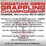 Croatian Open Jiu-Jitsu Championship 2007