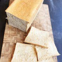Sandwichbrød / toastbrød - luftigt og lækkert