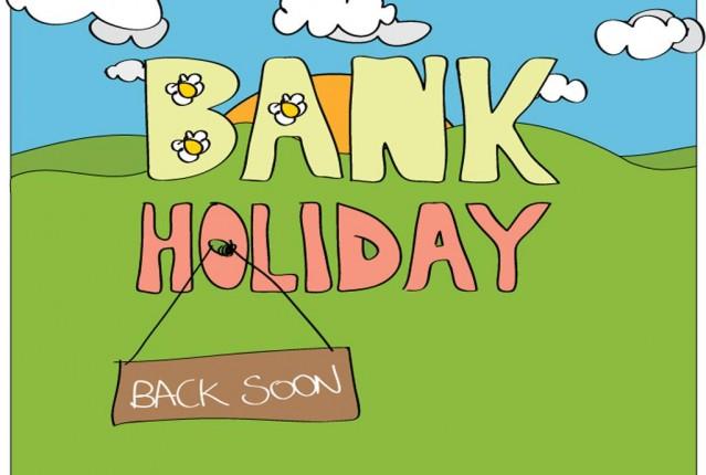May Bank Holiday - H.J.Scott & Co.