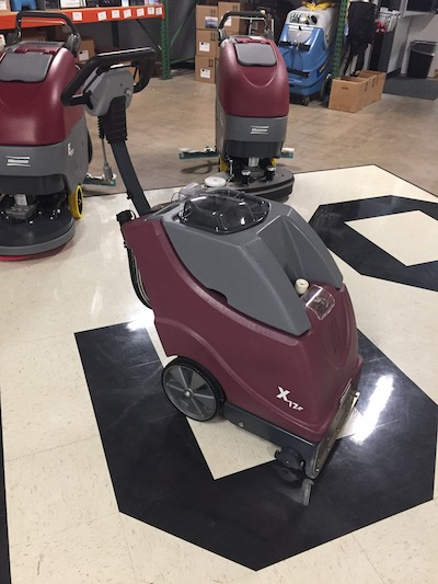 used carpet cleaning equipment hjs