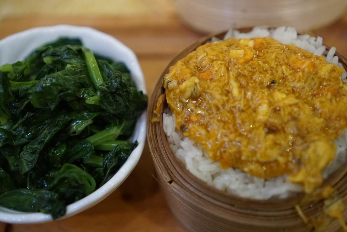 今年もやっと上海蟹セット@滬江飯店