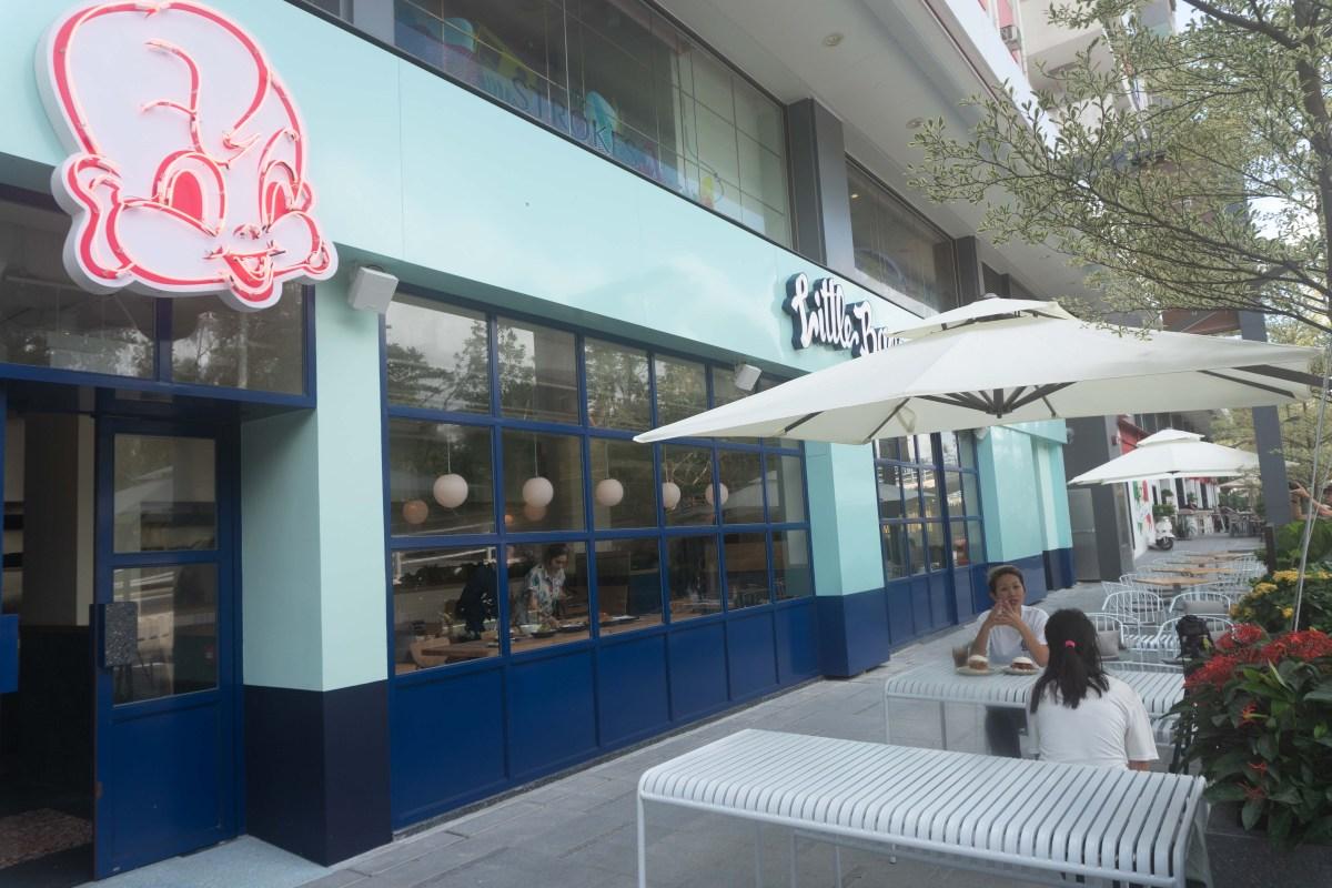 ぐっと広く入りやすく! Little Bao Dinerが銅鑼湾にオープン