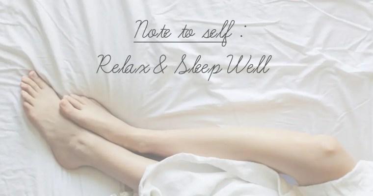 【受夠晚晚數綿羊?】簡單3步舒壓法, 還你一夜好眠