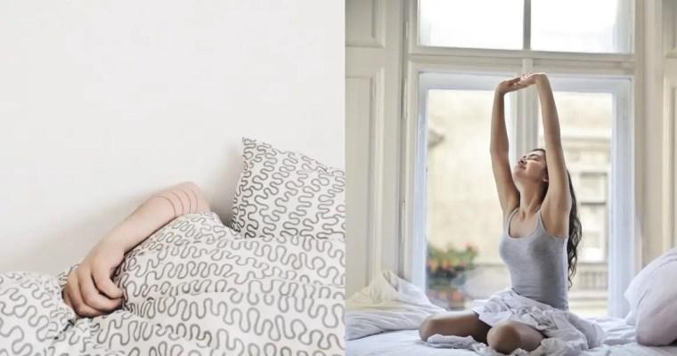 想每天睡好睡滿睡飽飽?|學會「好眠呼吸法」・改善睡眠品質!