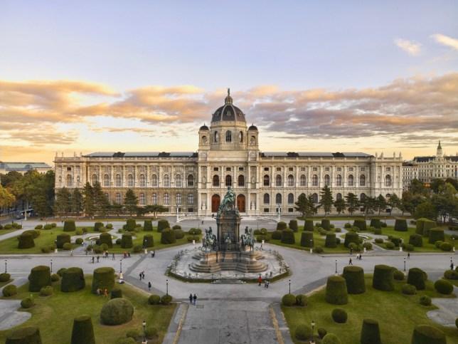 維也納文藝一日遊