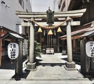 東京神社參拜