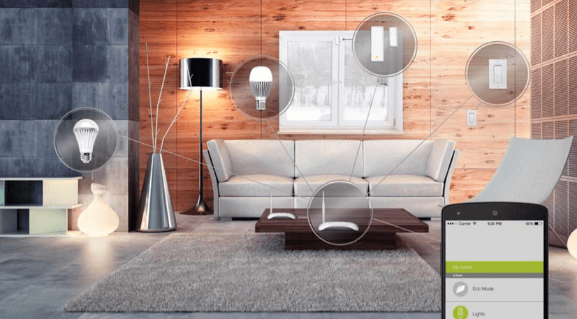 switch on iot connected lighting